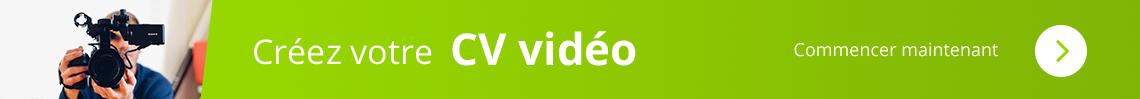 créez votre cv vidéo