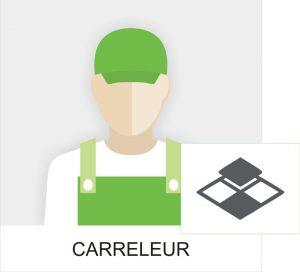 Offre emploi Carreleur coefficient 210