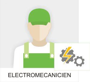Offre emploi électrotechnicien