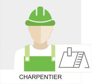 Offre emploi Charpentier coefficient 230-270